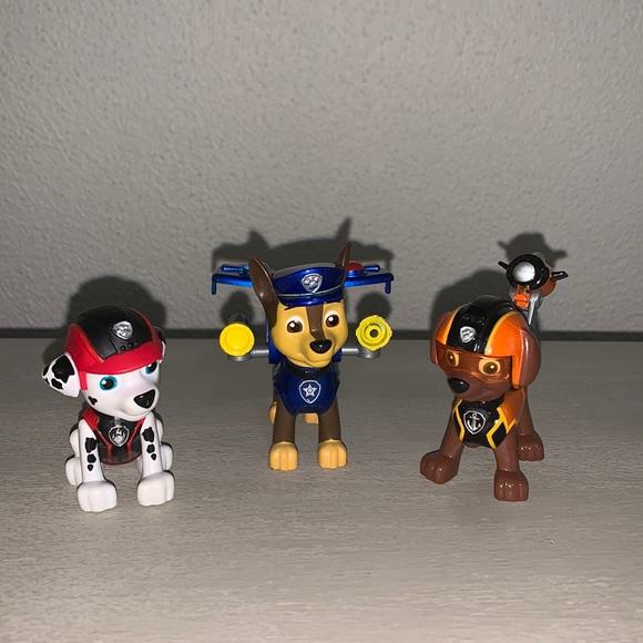 Paw Patrol Dolls